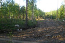 Myydään: Tontti 2500m2, Liesjärvi, Hinta tarjousten mukaan