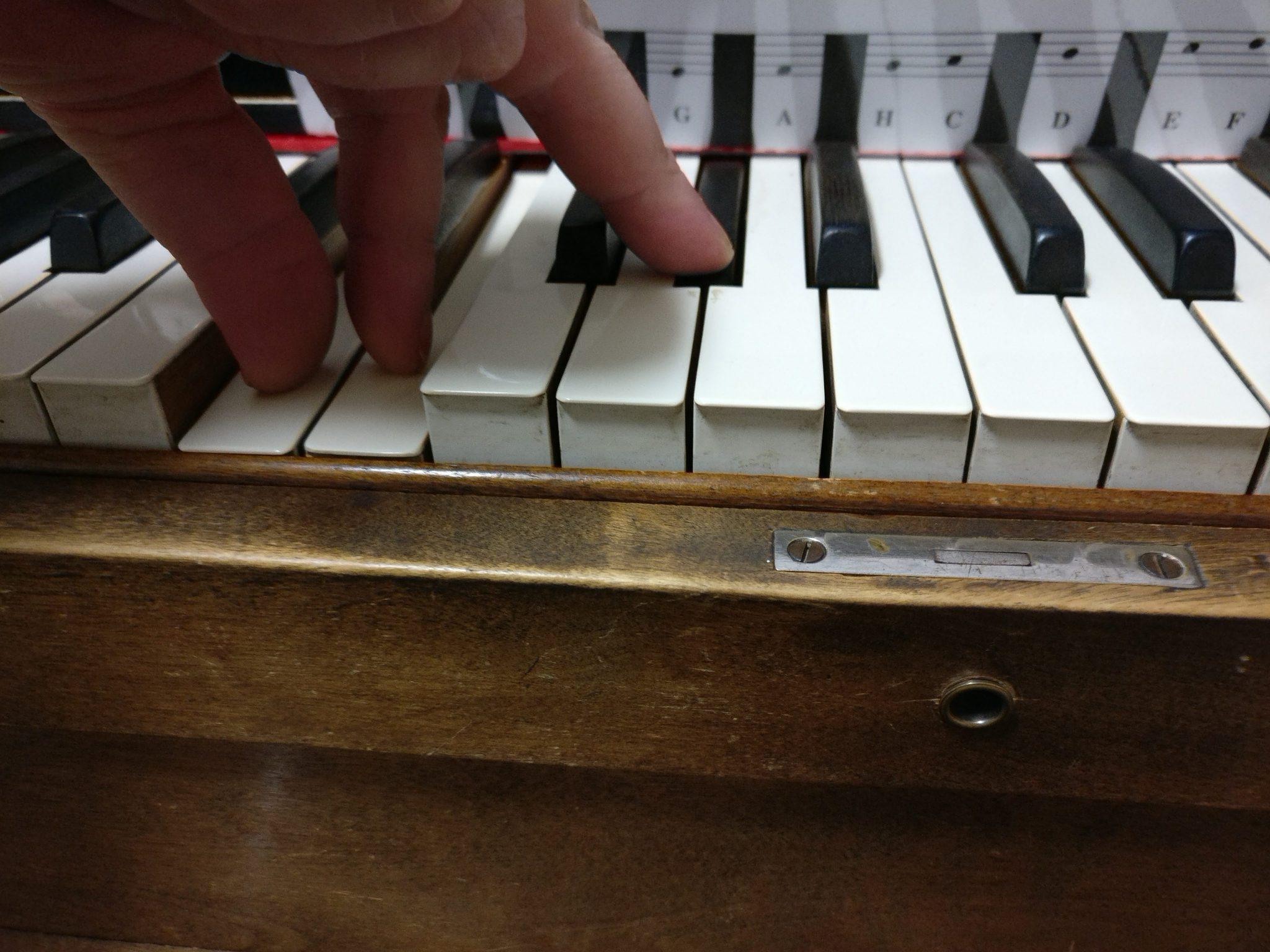 Pianon Soiton Alkeet