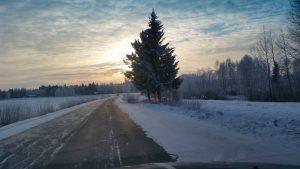 Talvea Susikkaalla