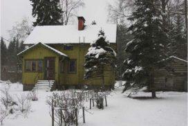 Myydään: Omakotitalo Teuro-Kuuslammi - Tontti n. 5000 m2m2