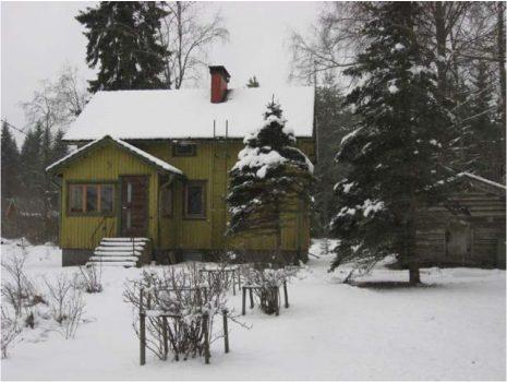 Myydään: Omakotitalo Teuro-Kuuslammi – Tontti n. 5000 m2m2