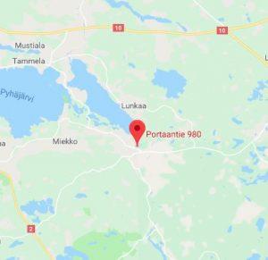 Myydään:  Porras-Ojanen - Tontti 5000m2