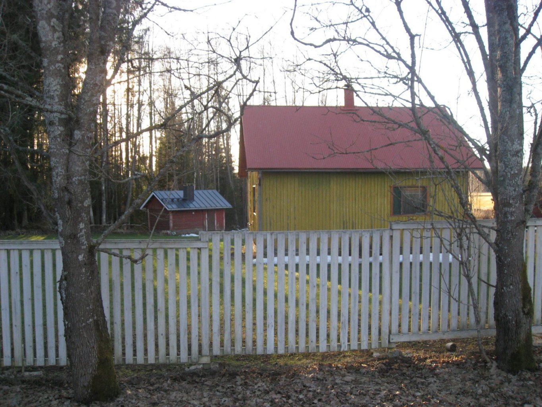 Myydään: Vapaa-ajan asunto/Tontti 5000m2, Teuro-Kuuslammi, Hintapyyntö 26500€