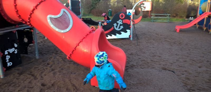 Kirstilän leikkipuisto