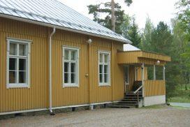 Teuron kylätalo