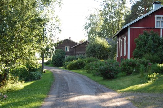 Härkätien kierros Linnasta – linnaan 18.-19.8.2018