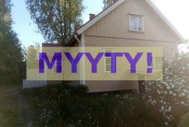 MYYTY! Omakotitalo, rv. 1939, 70,000€, Teuro-Kuuslammi, Tammela
