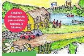 Avoimet Kylät -tapahtuma ja kyläpassi