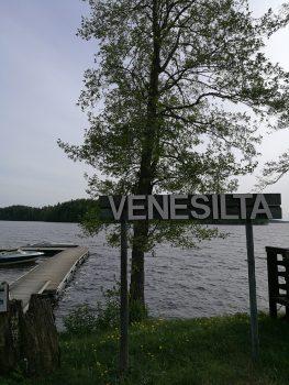 Venesillan leirintäalue