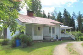 Myydään: Omakotitalo, rv. 1956, Teuro-Kuuslammi