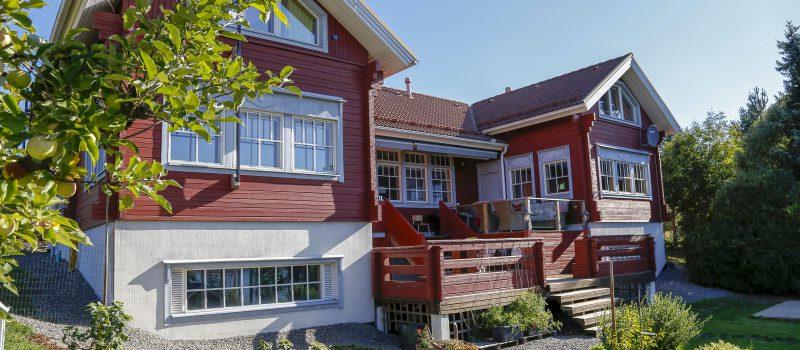 Myydään: Omakotitalo, Kaukjärventie 462, Tammela.