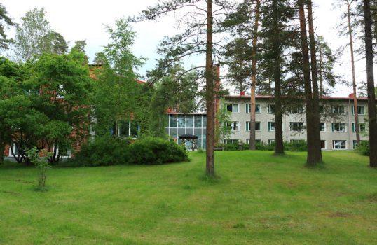 Eräkeskus Metsäkouluntie