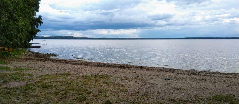 Vekkilän ranta