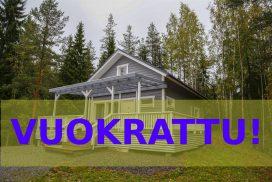 VUOKRATTU! Omakotitalo, Valkeaviidantie 260, Letku, Tammela.