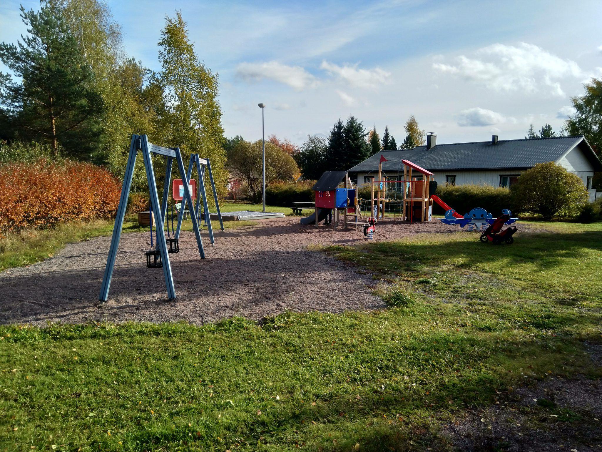 Leikkipuisto Varstapuisto