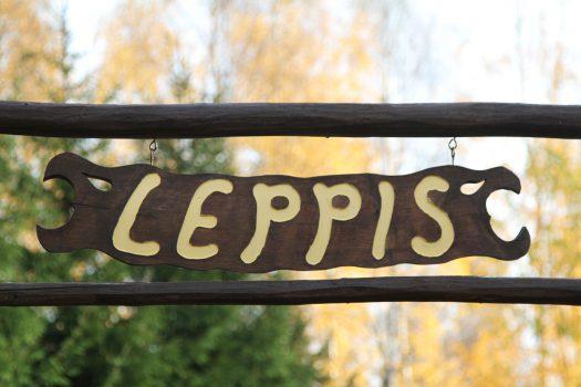 Kuuslammin leikkipuisto Leppis