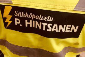Sähköpalvelu Petri Hintsanen Oy