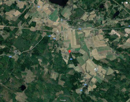 Myydään: Tontti, Liesjärventie 138, 31340, Porras.