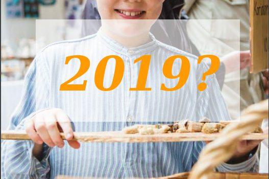 Tammelassa Tapahtuu 2019 -julkaisuun kerätään nyt tietoja!