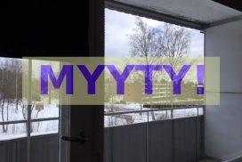 Myydään: Osakehuoneisto, Kirkkoahteentie 1B, 31300 Tammela, Suomi. Hinta nyt vain 31,000€!