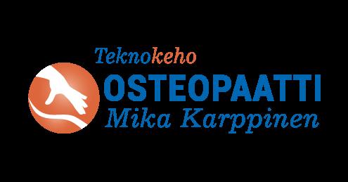 osteopaatti Mika Karppinen