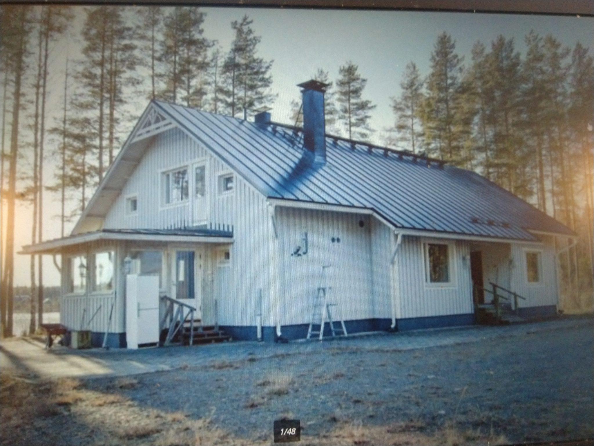 Myydään: Omakotitalo, Rautijärventie 71, 31250 Teuro, Suomi.