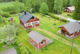Myydään: Vapaa-ajan asunto, Arolantie 74, 31380 Tammela.